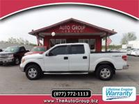 Options:  2013 Ford F-150 Visit Auto Group Leasing