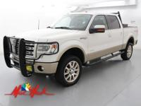 This 2013 Ford F-150 XL/XLT/FX4/Lariat/King