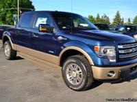 2013 Ford F-150 'King Ranch' 4X4 Supercrew!! Navigation