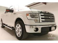 This 2013 Ford F-150 King Ranch Crew Cab 2WD with only