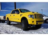 Exterior Color: yellow, Body: Pickup, Fuel: Flex Fuel,