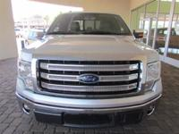 The F-150 is well suited to life as a work truck.