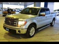 Beautiful 2013 F-150 LARIAT SPECIAL EDITION.......LOW