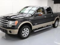 2013 Ford F-150 with Equipment Group 501A,Lariat Chrome