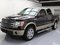 2013 Ford F-150 with 5.0L V8 Engine,Leather