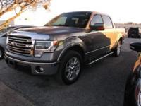 This 2013 Ford F-150 Lariat is proudly offered by