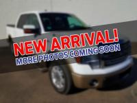 Oxford White 2013 Ford F-150 Lariat RWD 6-Speed