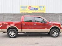 Ruby Red Metallic Tinted Clearcoat 2013 Ford F-150