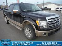 2013 Ford F-150 Lariat Just Reduced! Priced below KBB