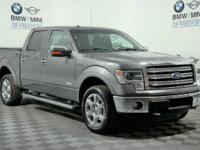 This 2013 Ford F-150 Lariat is offered to you for sale