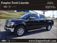 Options:  2013 Ford F-150 Lariat|4X4 Lariat 4Dr