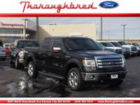 Step up to our 2013 F150 SuperCrew 4X4! Under the hood