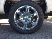 ***LOADED LARIAT***WHITE PLATINUM***20 WHEELS***4WD,