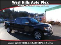 F150 LARIAT SUPERCREW 4WD  Options:  2-Stage