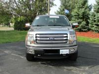 Ford Certified, Spotless, ONLY 44,163 Miles! JUST