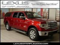 CARFAX 1-Owner  ONLY 49 454 Miles! Lariat trim. Heated