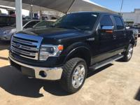 We are excited to offer this 2013 Ford F-150. This