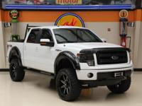 This 2013 Ford F-150 Lariat is in great shape with only