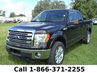 2013 Ford F-150 Lariat Features: Keyless Entry -