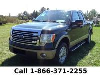 2013 Ford F-150 Lariat Features: Leather Seats - Backup