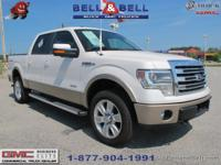 Exterior Color: white / gold, Body: Supercrew 4X4,