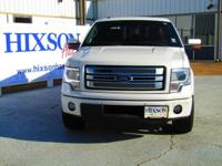 This outstanding example of a 2013 Ford F-150 Limited