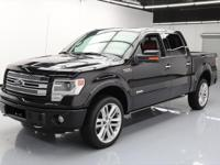 2013 Ford F-150 with Limited Package,3.5L Turbocharged