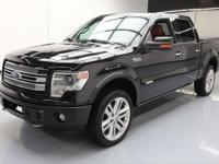 2013 Ford F-150 with Limited Package,3.5L EcoBoost V6