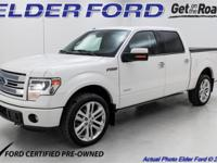Recent Arrival! New Price! 2013 Ford Certified. F-150