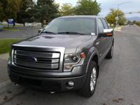 The F-150 has a V6, 3.5L; Turbo high output engine. It