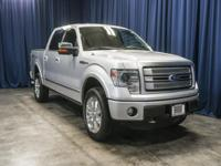 Clean Carfax One Owner 4x4 Truck with Navigation