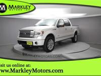 Meet our Carfax Accident-Free One Owner 2013 Ford F-150