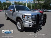 2013 Ford F-150 Platinum  New Price! *BLUETOOTH MP3*,