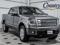 F150... Platinum... SuperCrew... 5.0 V8... 4WD...