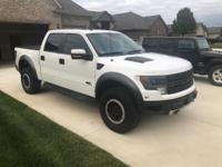 2013 Ford F-150 Raptor SVT  Roush Supercharger and