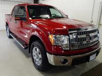 Exterior Color: red, Body: Crew Cab Pickup, Engine: