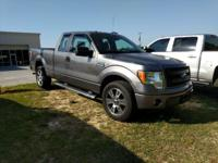 This outstanding example of a 2013 Ford F-150 2WD