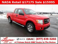 Recent Trade! STX 3.7 V6 Extended Cab RWD. Towing