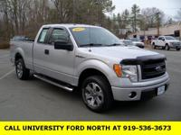 CARFAX One-Owner. Clean CARFAX. 2013 Ford F-150 STX