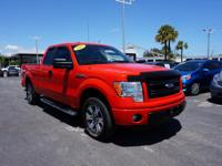 2013 Ford F-150 Extended Cab STX with Automatic