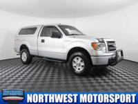 Clean Carfax Two Owner 4x4 Truck with Matching Canopy!