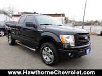 Carfax One Owner 2013 Ford F-150 STX SuperCab 4x4