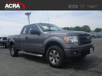 2013 Ford F-150, key features include:  Electronic