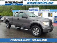 F-150 STX Super Cab V- 8 4 Wheel Drive - 3.55 Limited