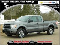 CARFAX One-Owner. 4WD, ABS brakes, Electronic Stability
