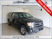 Ford F-150 STX CARFAX One-Owner. Clean CARFAX. CarFax