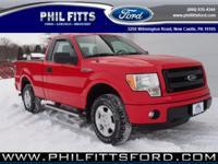 Exterior Color: red, Body: Pickup, Engine: V8 5.00L,