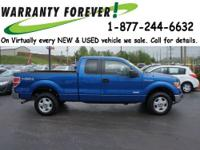 2013 Ford F-150 Super Cab Pickup 4X4 XLT Our Location