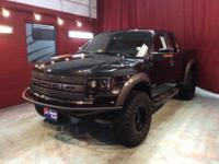 RAPTOR! The Truck of your Dreams.  ESP elgible, ask