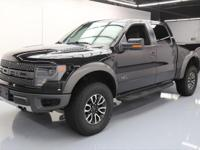 2013 Ford F-150 with Raptor Luxury Package,6.2L V8